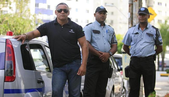 Roberval Casaes, sócio de empresa de segurança, destaca a importância de investir em vigilância - Foto: Joá Souza | Ag. A TARDE