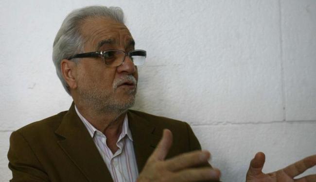 Emiliano José denunciou tortura promovida pelo bispo Átila Brandão, então oficial PM - Foto: Margarida Neide | Ag. A TARDE