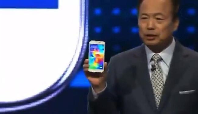 Galaxy S5 vem com novos recursos e inclui monitor cardíaco - Foto: Reprodução