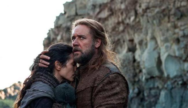 Russel Crowe acredita que o papa vai gostar da versão cinematográfica de Noé - Foto: Divulgação