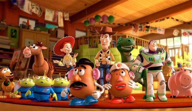 Toy Story será um dos filmes disponíveis no serviço - Foto: Divulgação
