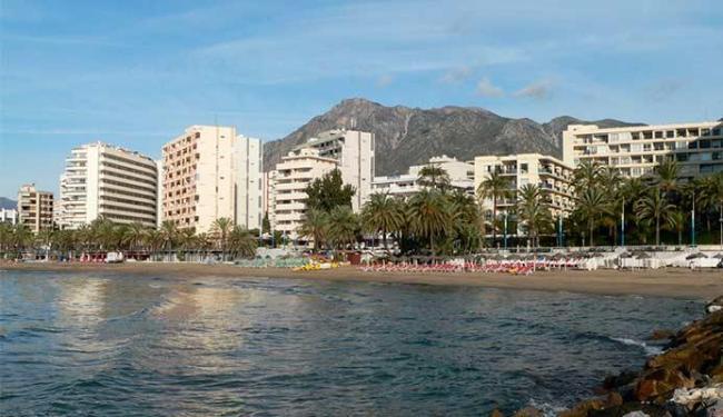 Em Marbella, Claudio Nogueira recomenda o restaurante de Santiago - Foto: Divulgação