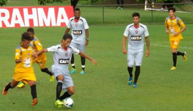 Equipe quer garantir vaga na semifinal do Nordestão - Foto: Esporte Clube Vitória | Divulgação