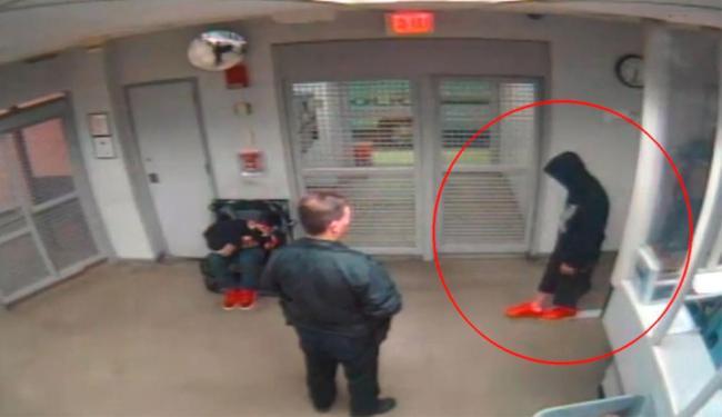 Cantor faz o teste de sobriedade da Polícia de Miami - Foto: Reprodução | Youtube