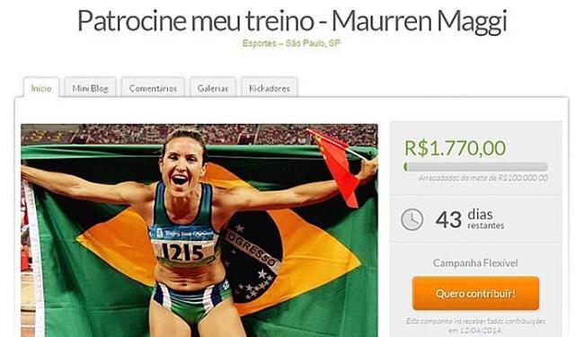 Medalhista olímpica está insatisfeita com apoio financeiro que recebe atualmente - Foto: Reprodução