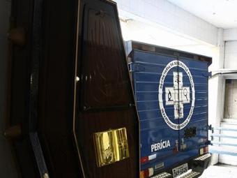 O corpo de Luciano encontra-se no DPT de Feira de Santana - Foto: Luiz Tito/Ag. A Tarde.