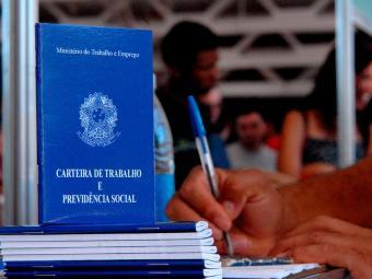CNC projeta que 351 mil postos de trabalho sejam gerados no varejo em 2014 - Foto: Marcello Casal Jr | Agência Brasil