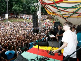 Na última apresentação o reggae foi o ritmo homenageado - Foto: Luciano da Matta   Ag. A TARDE