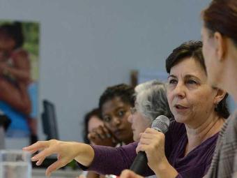 Ministra diz que as mulheres estão assumindo o protagonismo nas políticas públicas - Foto: Antonio Cruz/Agência Brasil
