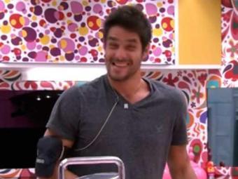 Diego diz que acha que Cássio é homossexual - Foto: Reprodução | BBB