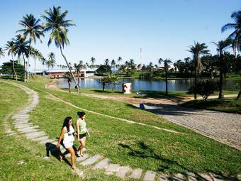Intervenções serão feitas em 14 meses e a comunidade continuará tendo acesso ao parque - Foto: Raul Spinassé / Ag. A TARDE