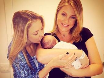 Ana Hickmann deu à luz a Alexandre na sexta-feira, 7 - Foto: Instagram | Reprodução