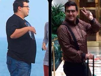 André Marques fez cirurgia de redução de estômago e afinou a silhueta - Foto: Reprodução | Instagram