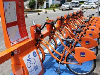 Salvador Vai de Bike terá 39 estações de compartilhamento - Foto: Divulgação/Ascom