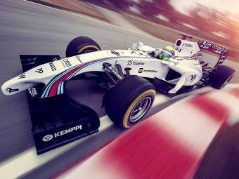 Felipe Massa fará sua estreia pela Williams em 2014, no próximo domingo - Foto: Reprodução l Williams