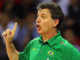 Técnico do Brasil quer contar com todos os jogadores da NBA - Foto: Gaspar Nóbrega l CBB