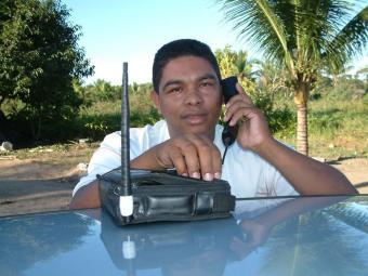 Cacique Zeca Pataxó disse que família não sabe motivo do crime - Foto: Luiz Tito | Ag. A TARDE