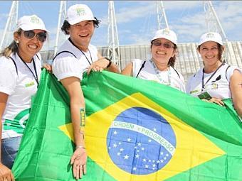 Interessados têm até domingo para fazer as inscrições - Foto: Divulgação | Brasil Voluntário
