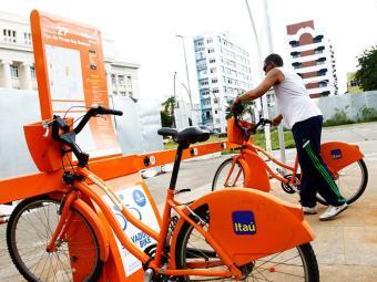 Participantes poderão se cadastrar no programa e usar bicicleta em passeio ciclístico - Foto: Fernando Vivas / Ag. A Tarde