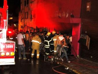 Incêndio na boate Kiss deixou mais de 200 jovens mortos - Foto: David Dutra   A Razão   Agência Brasil