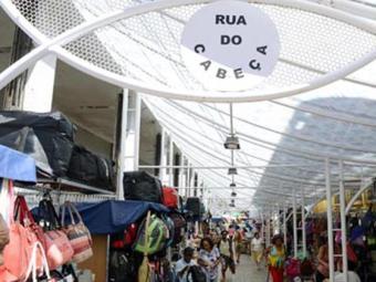Rua do Cabeça já foi revitalizada - Foto: Divulgação/Semop