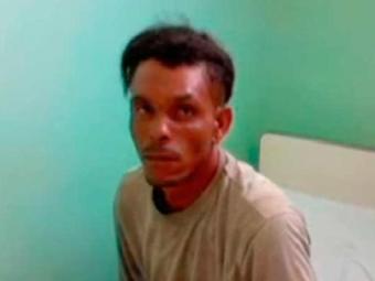 Roberto Carlos, na época do crime, confessou e disse que queria se vingar da mãe do garoto - Foto: G1 | Reprodução