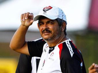 Segundo o treinador rubro-negro, Souza e Hugo devem estrear no clássico - Foto: Eduardo Martins   Ag. A TARDE