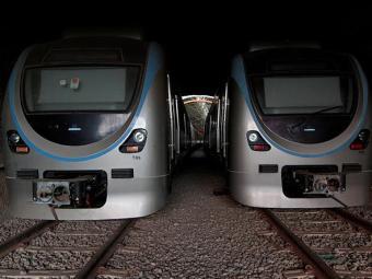 Fase de testes do metrô começaria numa sexta-feira, 13 - Foto: Eduardo Martins | Ag. A Tarde