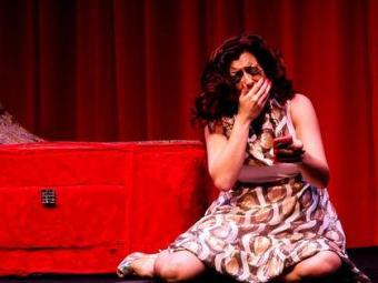 Espetáculo esteve em cartaz em 2013 no Teatro Martim Gonçalves, no Canela - Foto: Andrea Magnoni | Divulgação
