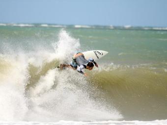 Bino Lopes abriu o circuito nacional com um excelente resultado - Foto: Fabriciano Jr | Divulgação