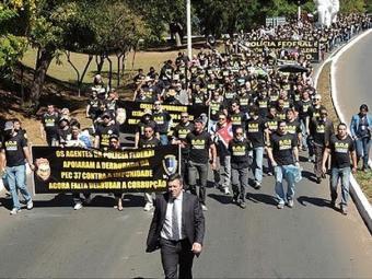 Segundo federação, policiais farão apenas paralisações - Foto: Divulgação