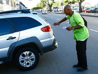 Motorista terá que desembolsar entre R$ 3 e R$ 9 para estacionar - Foto: Fernando Vivas | Ag. A TARDE