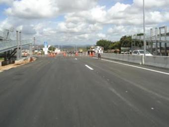 A Viabahia instalou placas de advertência no local e reforçou a sinalização - Foto: Divulgação/ViaBahia