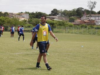 Luca Fonseca está de volta ao time que estreia na competição nacional - Foto: Edilson Lima | Ag. A TARDE