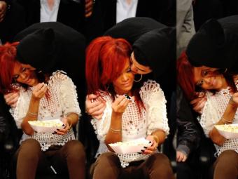 Rihanna e Drake assumiram o romance, segundo o site TMZ - Foto: Reprodução