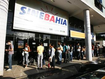 Candidatos devem se dirigir à unidade central do Sinebahia - Foto: Arestides Baptista | Ag A TARDE
