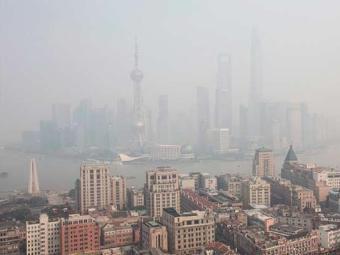 Poluição na China atingiu nível alarmante e prejudica até a visão das cidades - Foto: Agência Reuters