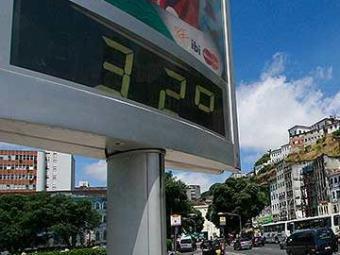 Na região Nordeste, temperatura pode passar dos 30ºC no período do mundial - Foto: Welton Araújo | Ag. A TARDE