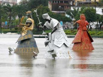 Dique do Tororó receberá o festival nesse final de semana - Foto: Gildo Lima | Arquivo | Ag. A TARDE