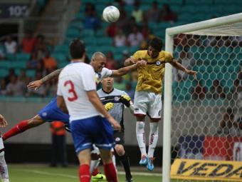 Jogo de volta entre Bahia e Serrano será realizado no sábado - Foto: Lúcio Távora | Ag. A TARDE