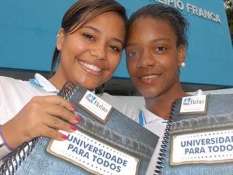 Pode participar, o estudante deve estar regularmente matriculado no 3º ano do ensino médio - Foto: Divulgação/