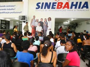 Interessados devem procurar posto do Sinebahia - Foto: Arestides Baptista | AG A TARDE