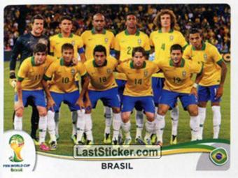 Site divulga suposto álbum de figurinhas da Copa - Foto  Last Sticker  b14298488e81c
