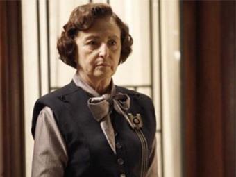 Gertrude descobre verdade e ameaça Ernest - Foto: Joia Rara/TV Globo