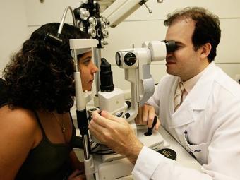 Quem for diagnosticado com a doença vai receber colírio para tratar glaucoma - Foto: Diego Mascarenhas | Ag. A TARDE | Arquivo