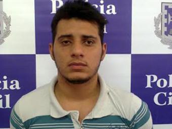 Maxmille estava escondido na casa da mãe - Foto: Divulgação/Polícia Civil