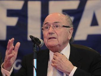 Presidente da Fifa está sendo investigado por Comitê de Ética - Foto: Enrique De La Osa / Agência Reuters