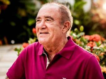Humorista voltou a ser internado no sábado, 22, por causa de uma infecção urinária - Foto: Matheus Cabral | TV Globo | Divulgação