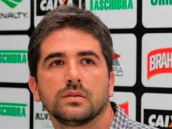 Rodrigo diz que continua no Figueirense - Foto: Luiz Henrique | Divulgação Figueirense