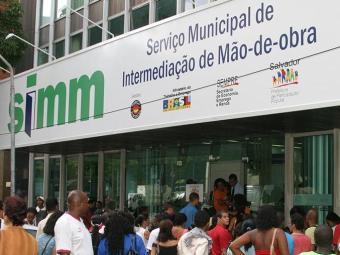 Ainda não tem previsão de quando o atendimento será normalizado - Foto: Eduardo Martins | Ag. A TARDE